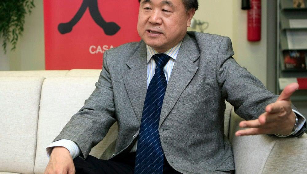 El chino Mo Yan, Nobel de Literatura 2012