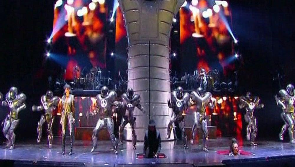 Michael Jackson The Inmortal Tour: lo último del Circo del Sol