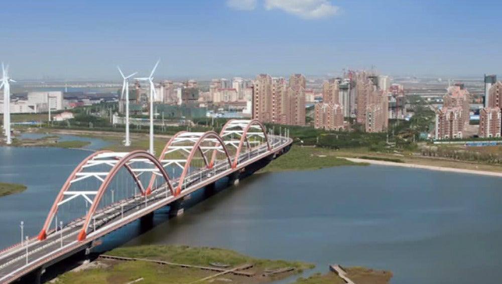 Tianjin, la ciudad sostenible más grande del mundo