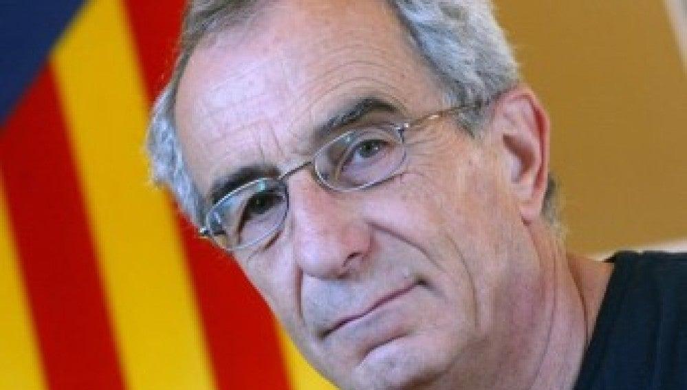 Jaume Fornes, alcalde de Gallifa (Barcelona)