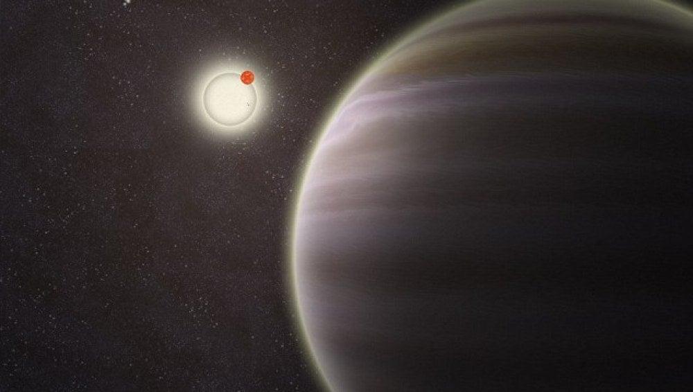 El planeta circumbinario Ph1