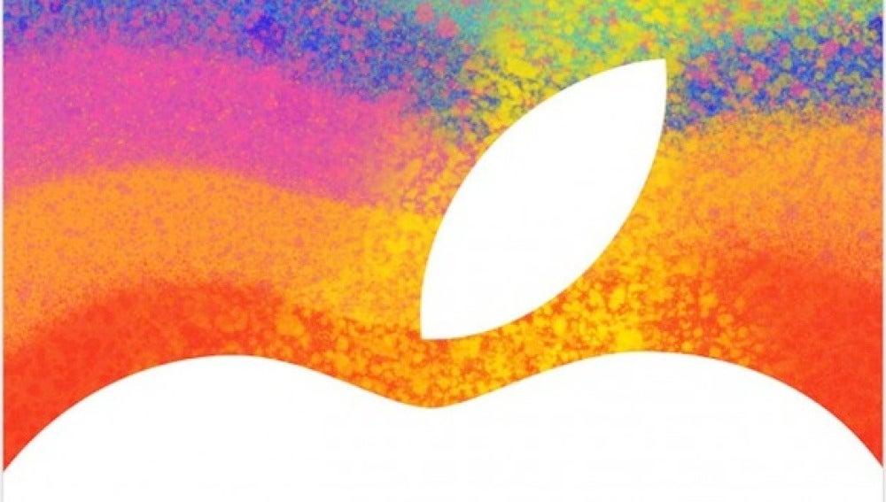 Invitación a la presentación del iPad mini