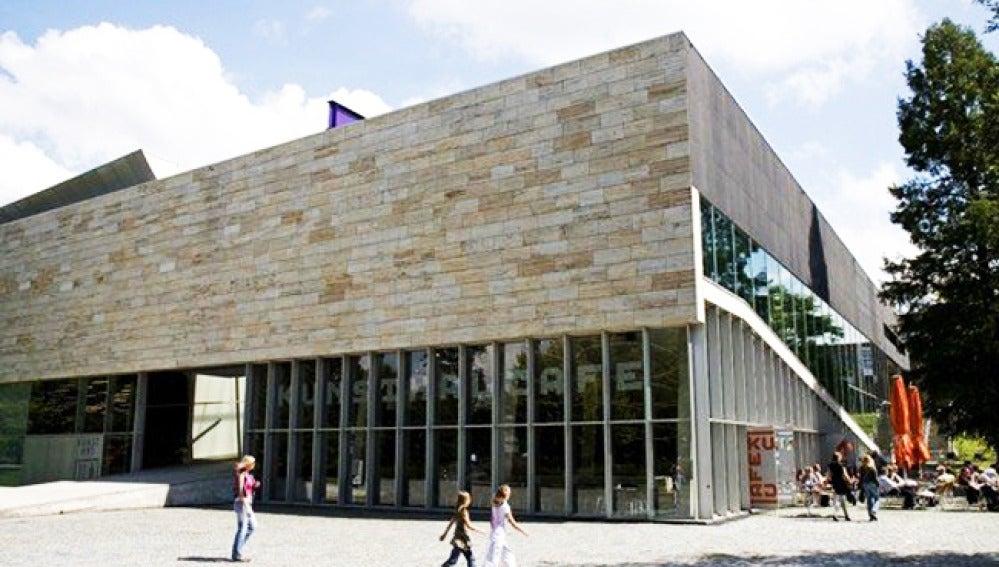 Fachada del museo Kunsthal de Rotterdam.