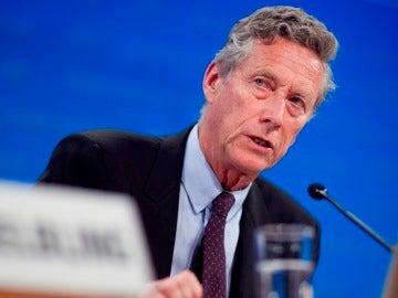 Olivier Blanchard, economista jefe del FMI