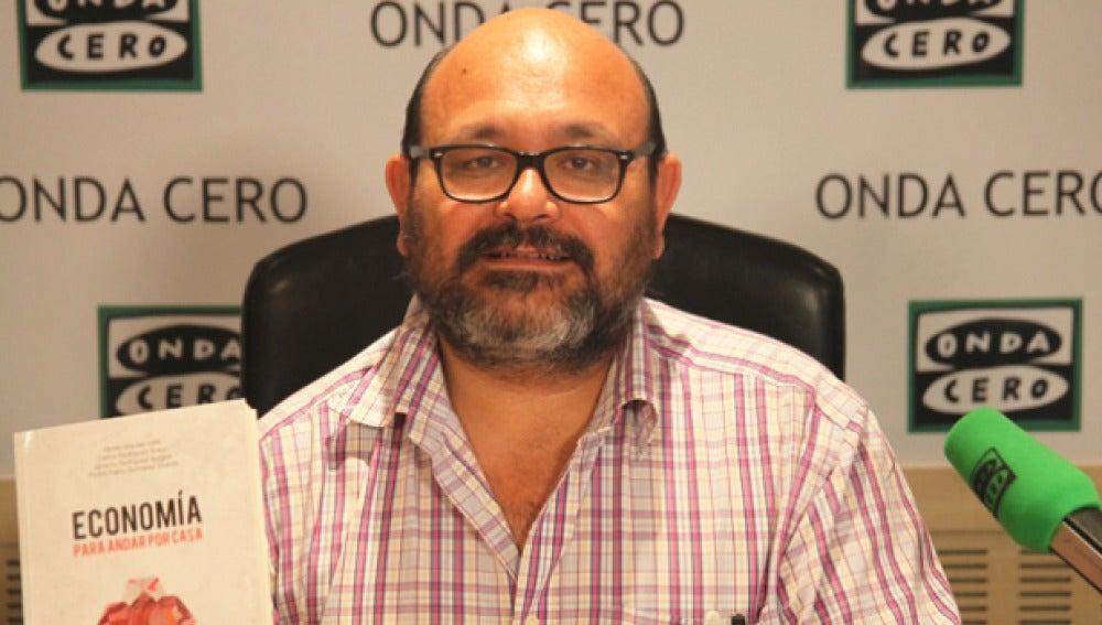 Ignacio Rodríguez Rubio, jefe de Economía de Onda Cero.