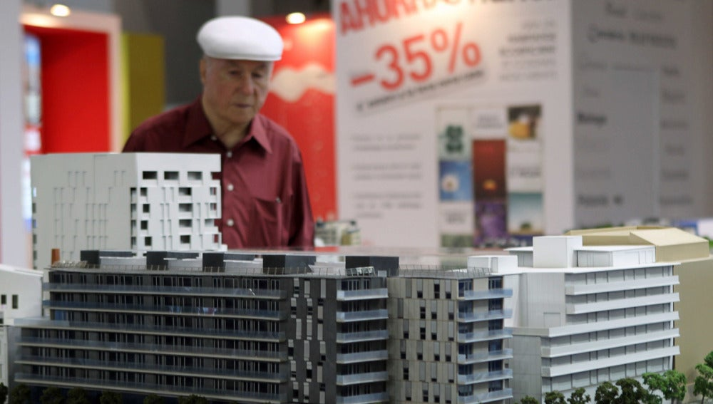 La rebaja de las hipotecas por el Euríbor llega a su punto de inflexión