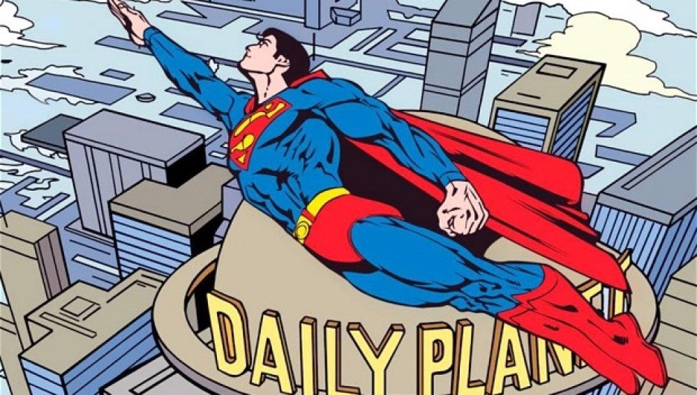Superman deja su trabajo