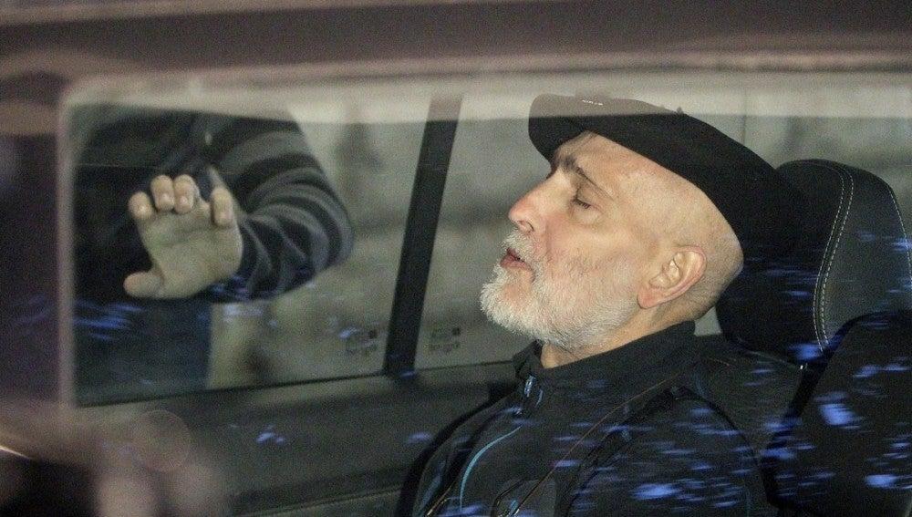El preso de ETA enfermo de cáncer Iosu Uribetxebarria Bolinaga
