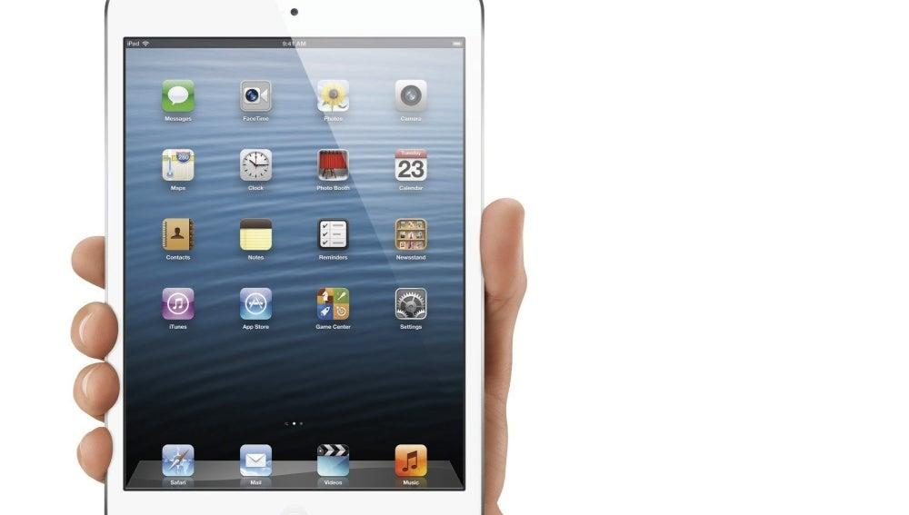 296669cd6a ANTENA 3 TV | El nuevo iPad Mini de Apple desde 329 euros