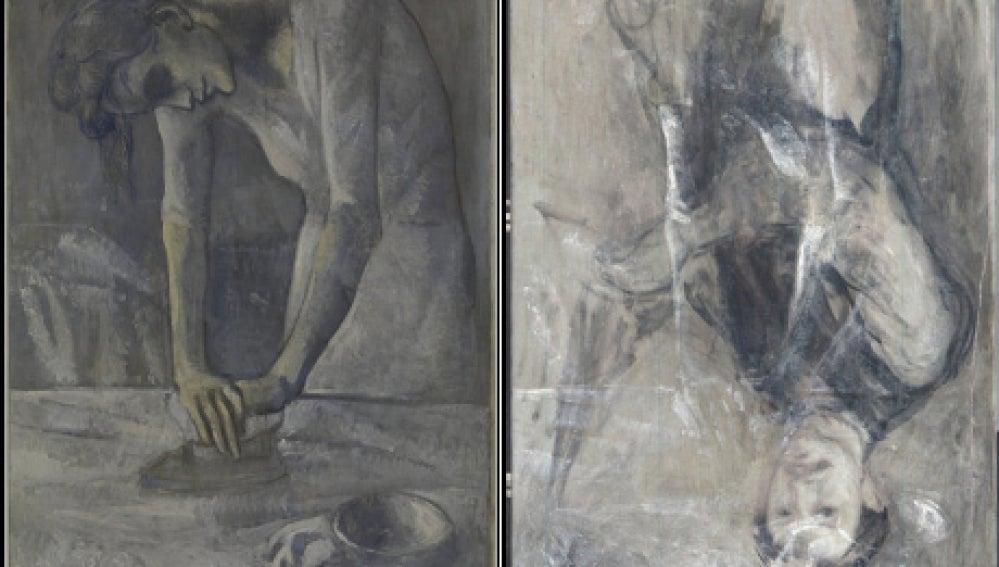 Los dos cuadros de Picasso