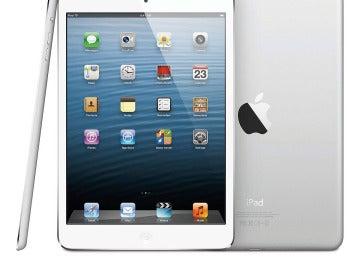 Apple presenta el iPad mini