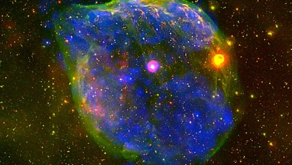 Burbuja Wolf-Rayet HD 50896