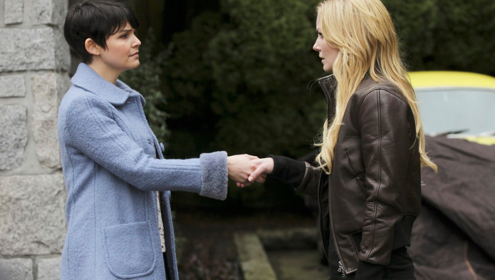 Mary Margaret y Emma