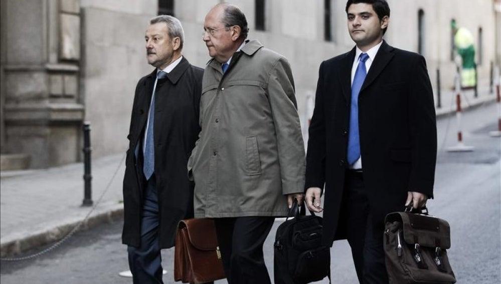 Un exconsejero de BFA asegura que no conoció el agujero de Bankia hasta mayo