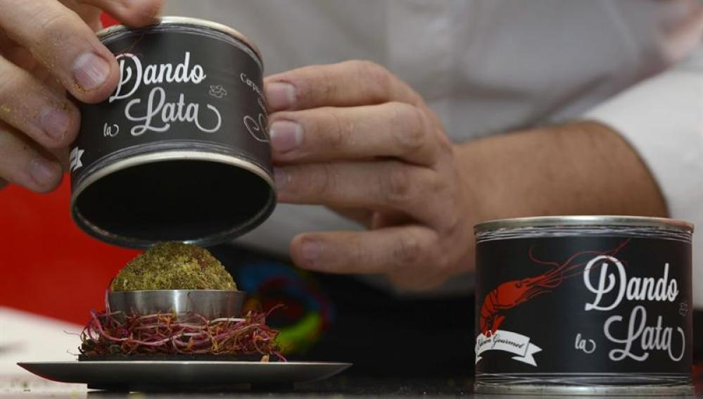 Concurso de pinchos y tapas de Valladolid