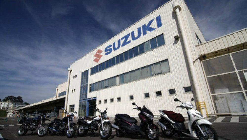 Suzuki cerrará en marzo de 2013 su planta de Gijón