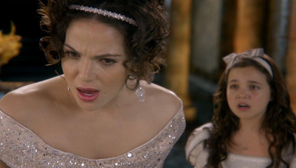 La razón por la que Regina odia a Blancanieves
