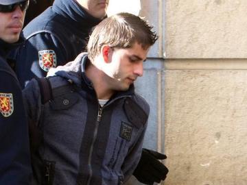 Miguel Carcaño, asesino confeso de Marta del Castillo