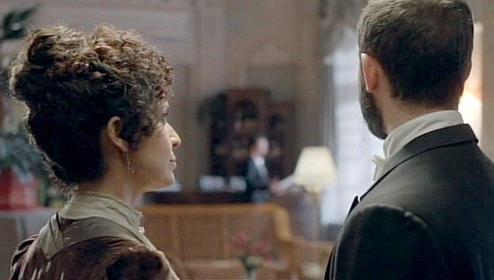 Diego y Teresa