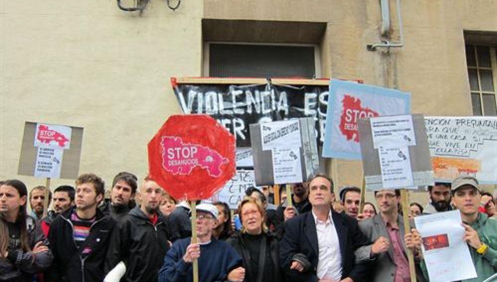 La justicia europea ve ilegal la norma española de desahucios