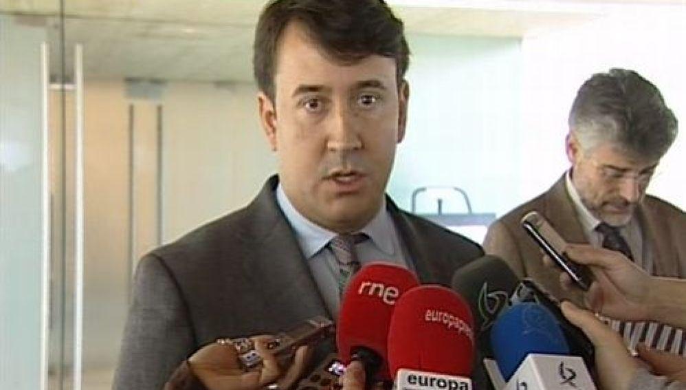 Rafael Lemus, diputado del PSOE extremeño
