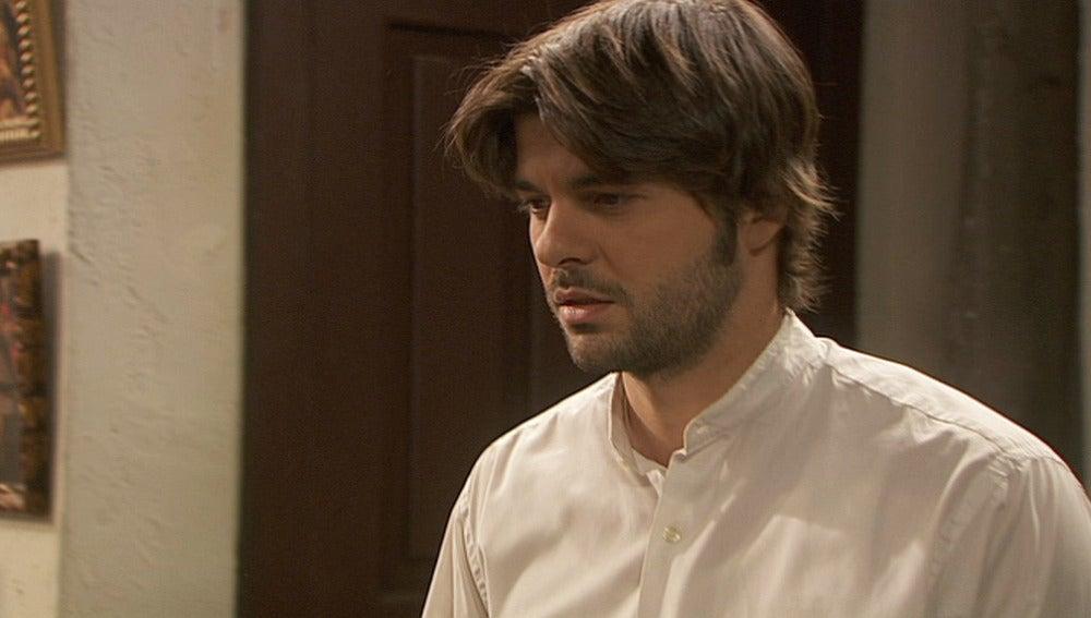 La llegada de Don Celso rompe los esquemas de Gonzalo