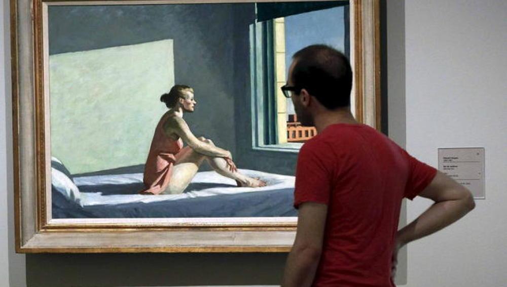 'La huella de Hopper'