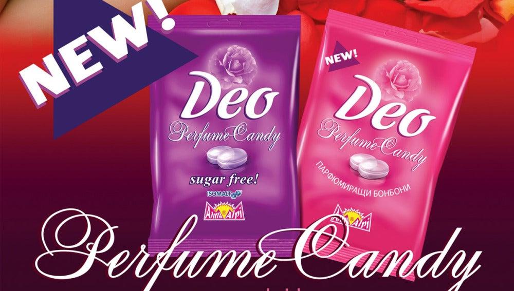 Deo Perfume Candy, un caramelo para oler bien