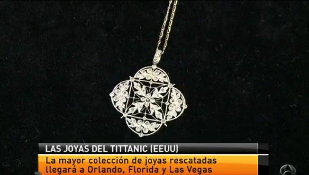 Joyas Titanic