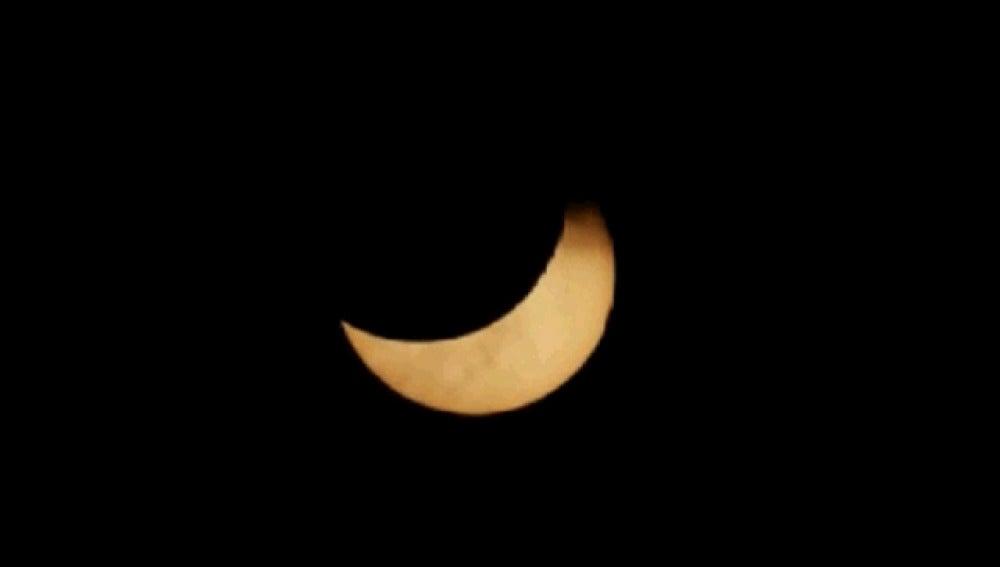 Eclipse de sol del 14 de noviembre
