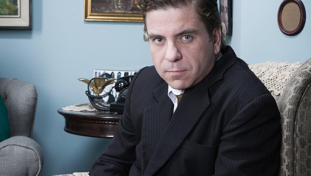 Javier Collado es Héctor