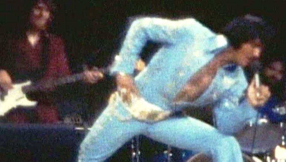 Imágenes inéditas de Elvis Presley