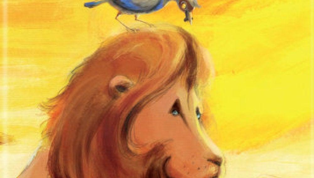 'El león jardinero, de Elsa Punset