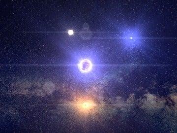 Sistema de estrellas