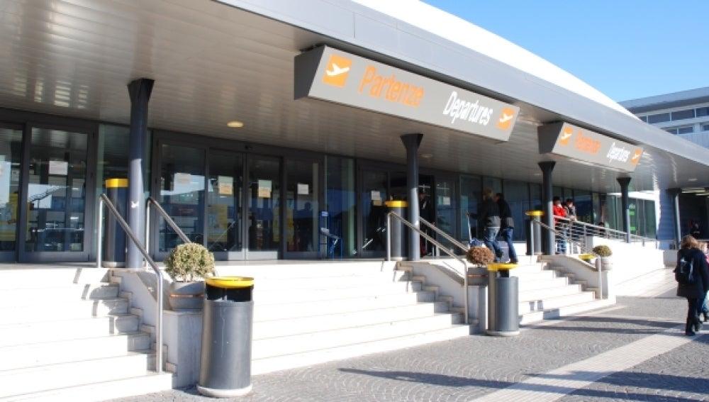 Aeropuerto de Ciampino en Roma