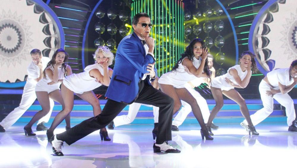 Santiago Segura gana con el Gangnam Style