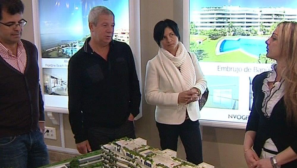 Extranjeros comprando una vivienda