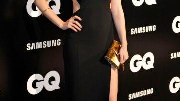 Ana de Armas estaba espectacular con este vestido negro