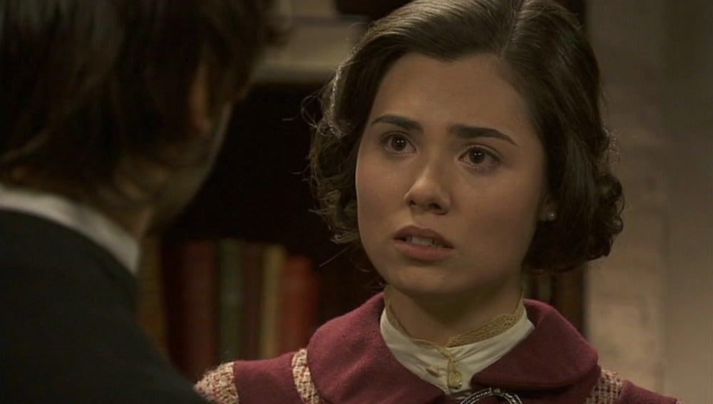 María quiere a Gonzalo