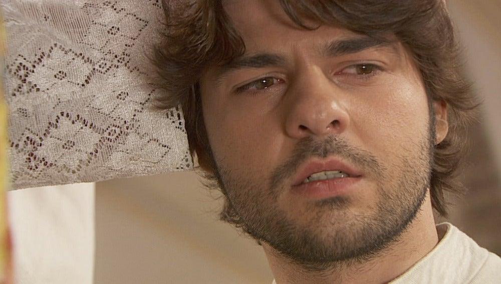 ¿Será capaz Gonzalo de huir con María?