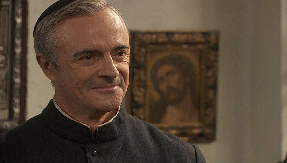 ¿Se marchará Gonzalo de Puente Viejo con Don Celso?