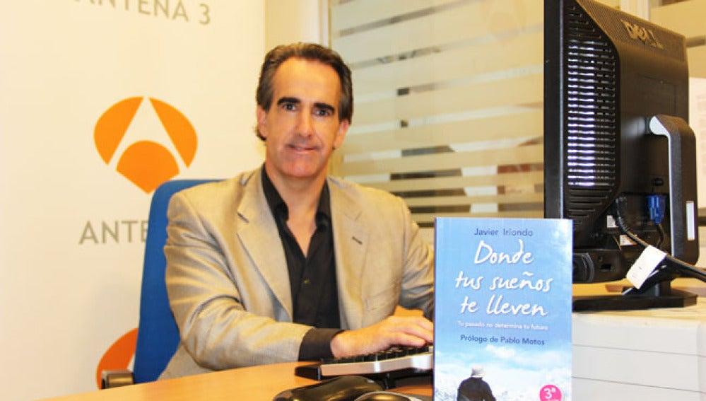 Javier Iriondo responde a las preguntas de los internautas en la web de antena3.com.
