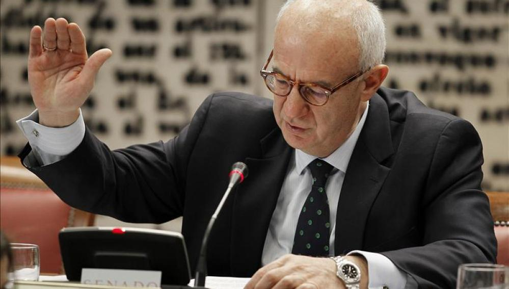 El secretario de Estado de Energía, Fernando Martí