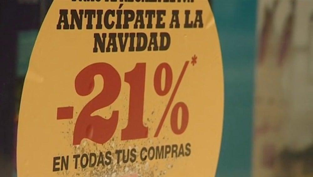 Descuentos en el 'Black Friday' español
