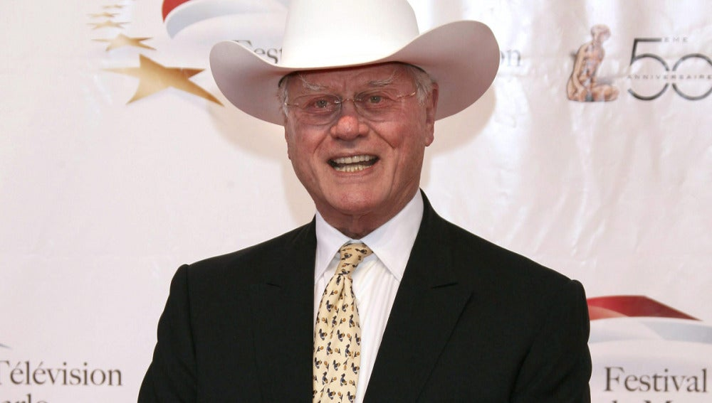 Fallece Larry Hagman, el famoso malo de la serie Dallas
