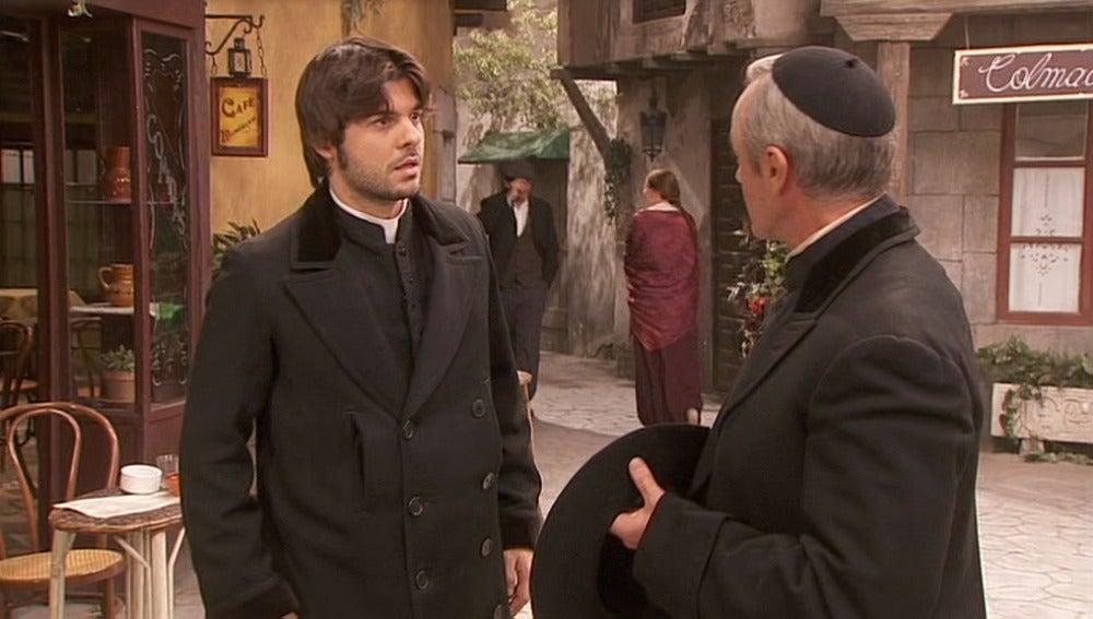 Gonzalo y Don Celso se marchan de Puente Viiejo