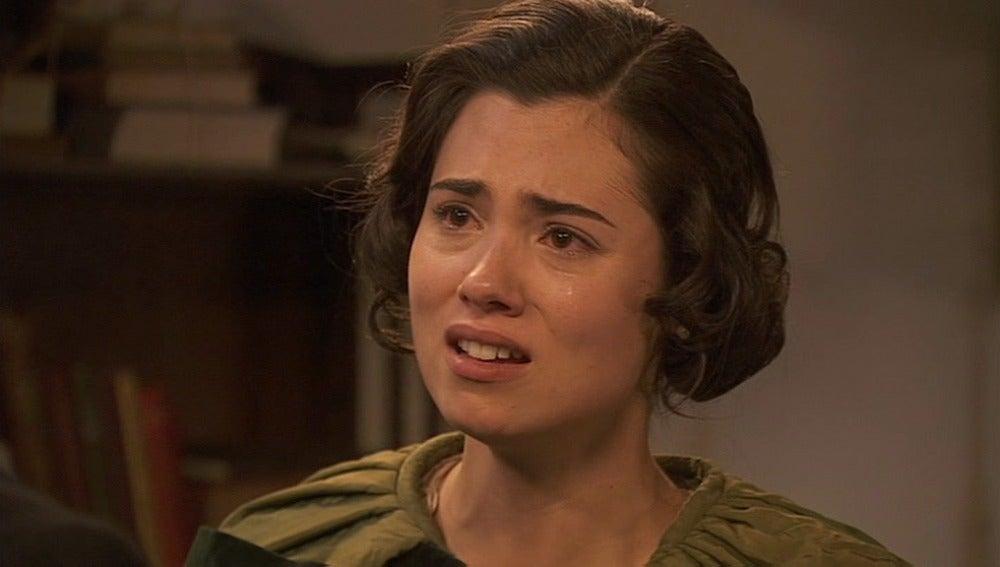 """María: """"Eres un cobarde"""""""
