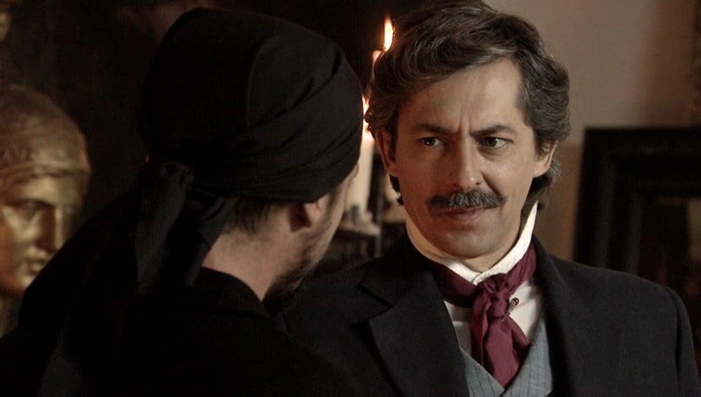 Bocanegra quiere secuestrar al hijo de Sara