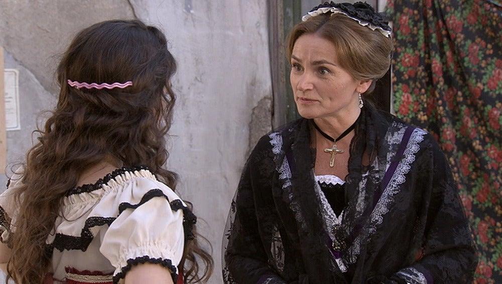 Carlota y María