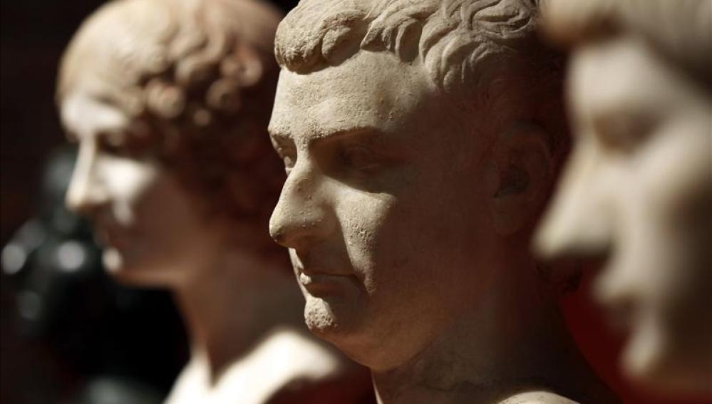 Pompeya se reconstruye en Madrid